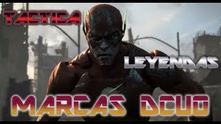DC Universe Online - Como conseguir Marcas de leyenda , táctica e influencia