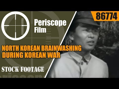 NORTH KOREAN BRAINWASHING DURING KOREAN WAR with RONALD REAGAN 86774