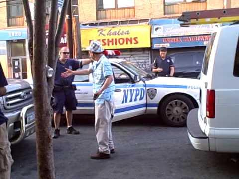 Far Rockaway Queens NYPD