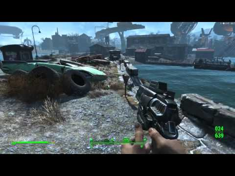 Fallout 4 - Ep. 29 - Clearing the Way For Nordhagen Beach