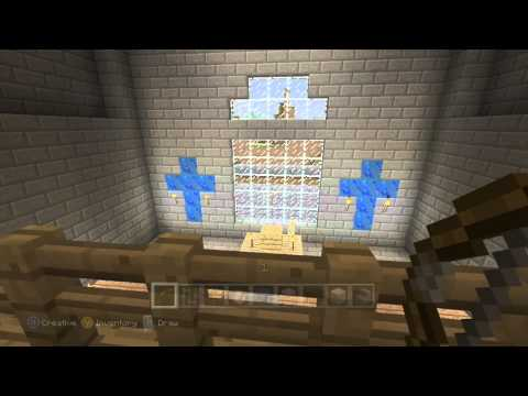 Minecraft Rooms in a Medieval Castle