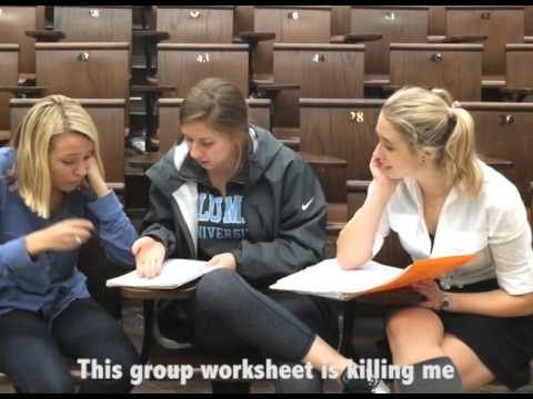 "Columbia University: Chem 3443- ""Brominate Me One More Time"""