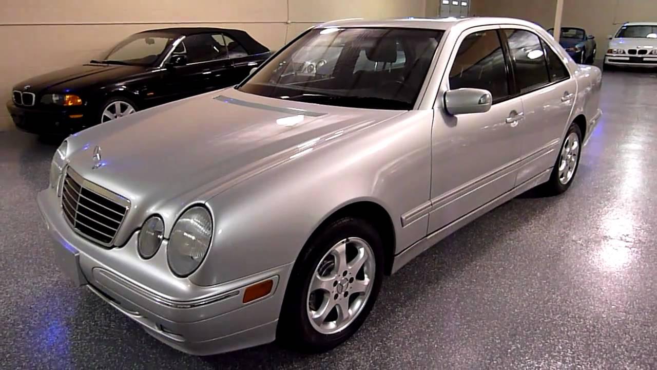 2002 mercedes benz e320 4dr sedan 3 2l 2026 sold for 2002 mercedes benz e320