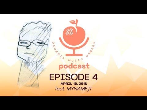 2018-04-19 - Georgia Music Gamers - PODCAST Episode #4