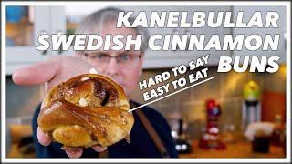 🔵 How To Make Kanelbullar Swedish Cinnamon Buns Recipe || Glen & Friends Cooking
