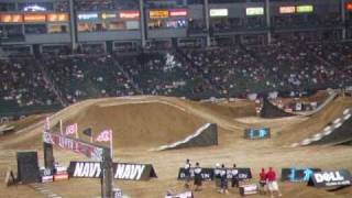 720 Backflip CRASH Double Front Flip X Games 15 2009 Best Trick Big Air SX Freestyle Home Footage