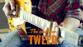 The Need For Tweed – 1950s Fender tweed amp tone shootout