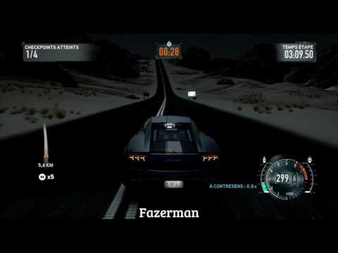 Need for speed : The Run XBOX360 - 17 - Highway 169, Moapa Valley, NV