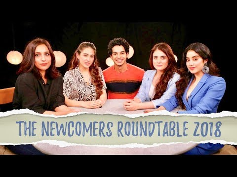 The Newcomers Roundtable 2018 With Rajeev Masand Mp3