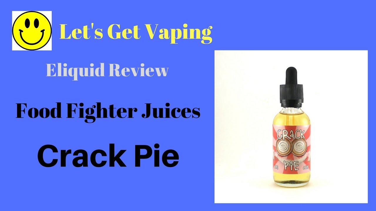 crack pie vape juice review
