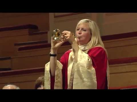 Alison Balsom  Allegro, from Concerto in D for Trumpet and Organ by J S Bach
