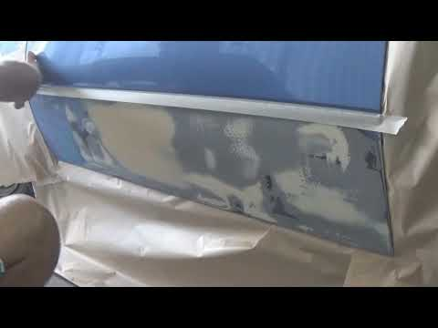 нексиа дверь покраска