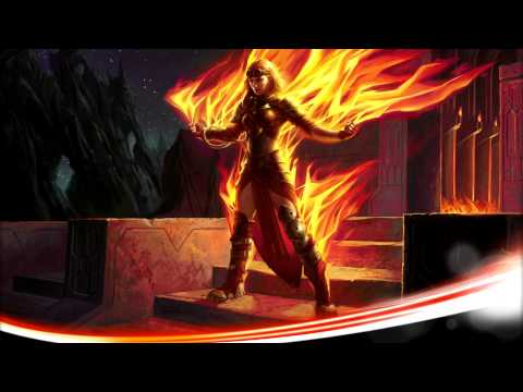 Magic Duels - Origins - Chandra Nalaar full music