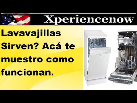 Como funciona el lavavajillas discovery max funnycat tv - Lavavajillas bosch panelable ...