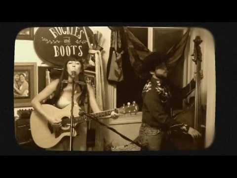 Faded Love and Winter Roses (Hank Williams cover) by Buckles and Boots