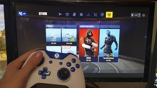"How to HAVE the SKIN ""IKONIK"" and ""SCENARIO"" (FREE) on Fortnite!! (XBOX/PS4/PC/SWITCH)"
