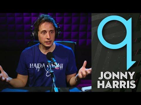 "Jonny Harris brings ""Still Standing"" to studio q"