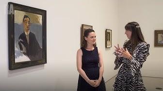 Katy Hessel meets Helene Schjerfbeck