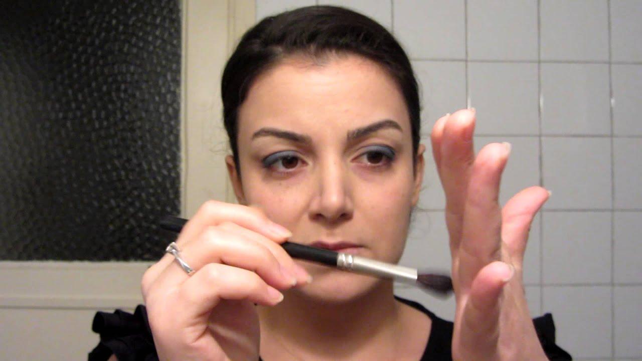 Evde Göz Makyajı Yapma Teknikleri