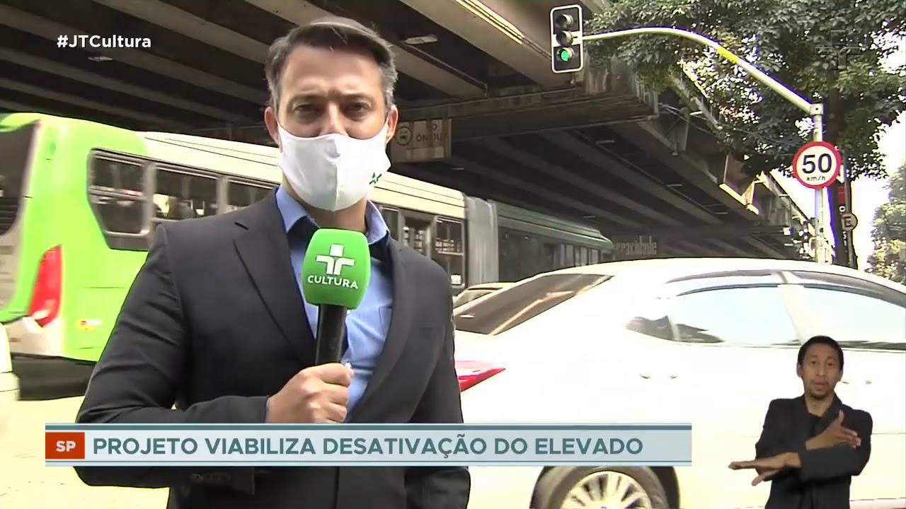 Câmara dos Vereadores de SP faz plebiscito junto a moradores para decidir destino do Minhocão