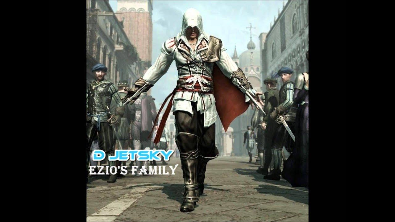 D Jetsky - Ezio's Family (Hardstyle Remix) - YouTube