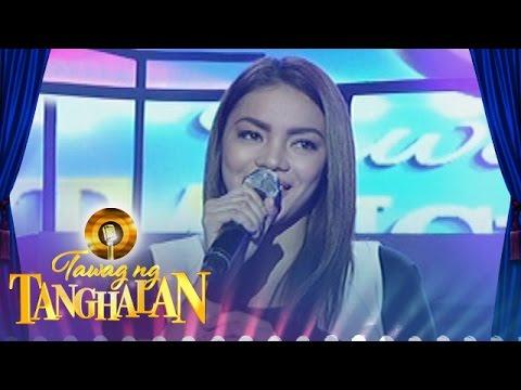 Tawag ng Tanghalan: CJ Marin | Someone Like You