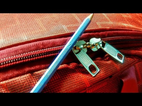 How to fix a stuck zipper? I can help you . || Foxfire RB Production ||