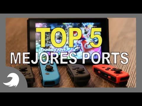 Los 5 mejores ports en Nintendo Switch - Top 5 - Tocby