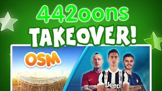 📱442oons TAKEOVER Online Soccer Manager📱