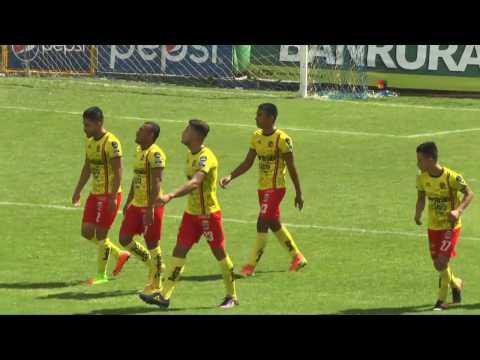 Video Resumen: Municipal 1-1 Marquense - Clausura 2017 Jornada 11