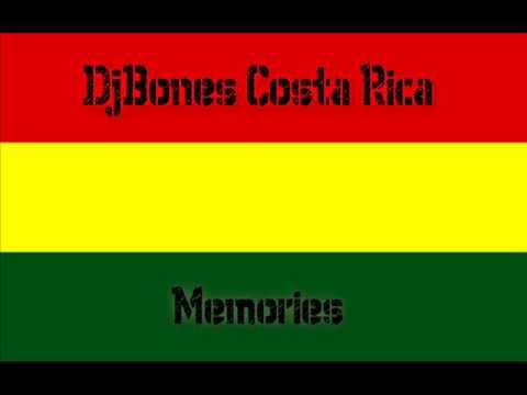 Mix Roots Memories DjBones Costa Rica 2015