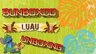 BunBoxco Luau Themed Unboxing! (Guinea Pig Subscription Box) thumbnail