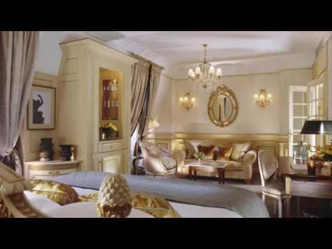 Le Meurice, 5 star hotels in paris, paris hotels