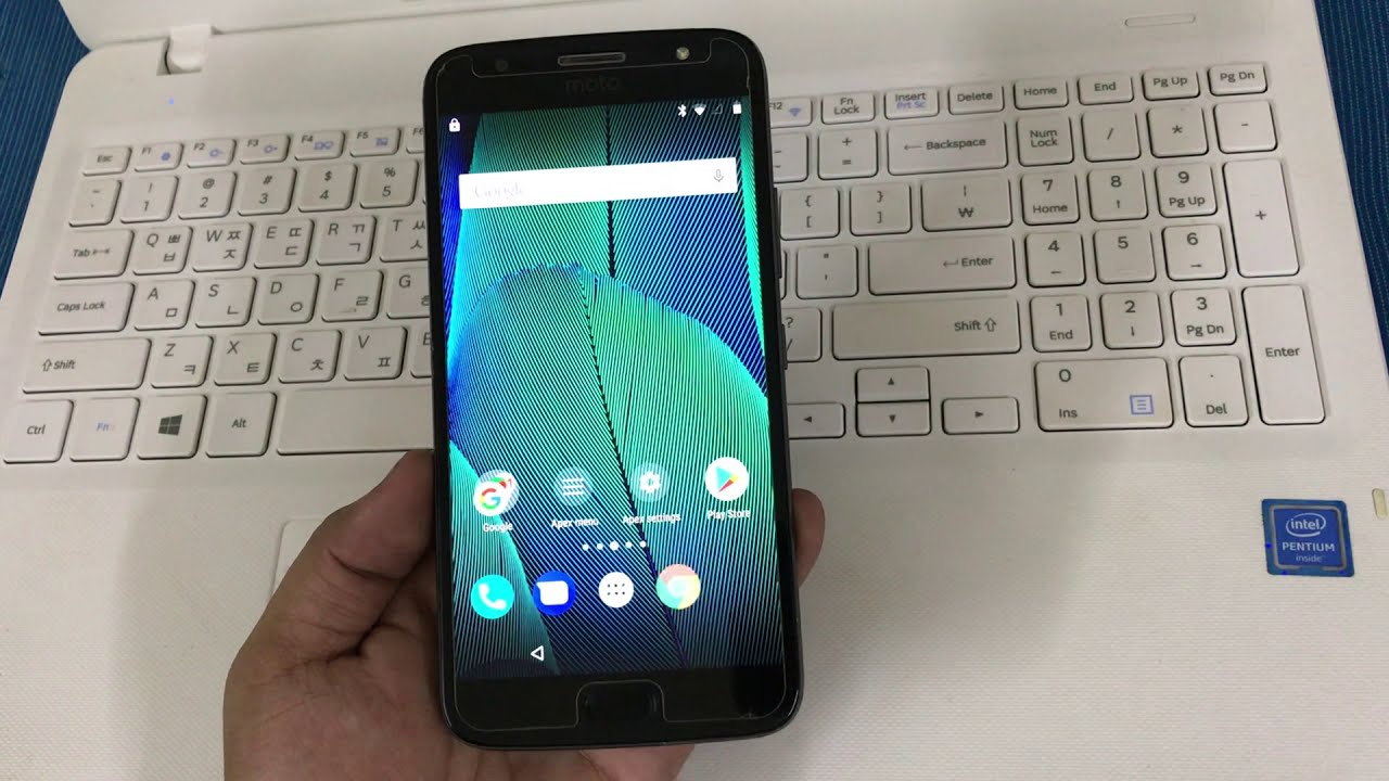 Moto G5S Plus FRP/Google Lock Bypass Android 8 1 0 WITHOUT PC
