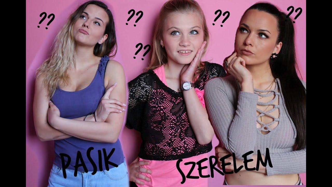 fiatal szexi tizenévesek videók