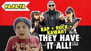 PA PA YA by BABYMETAL ft. F Hero (Reaction)
