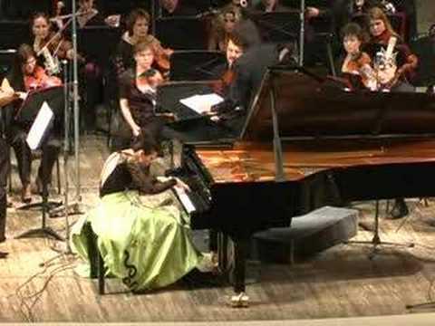 Katia Skanavi - Rachmaninov Rhapsody op43 (1)