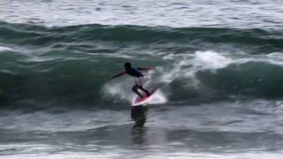 Futuras estrellas surf aprender de los profesionales - Red Bull under my wing