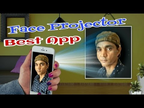 Face Projector Best App for Android Mobile phone 👍😱