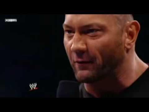 "Dave Batista says ""Eddie's Dead!"""