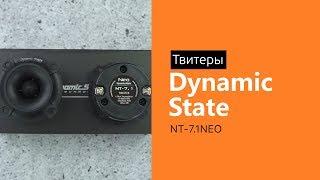 Розпакування твітерів Dynamic State NT-7.1 NEO