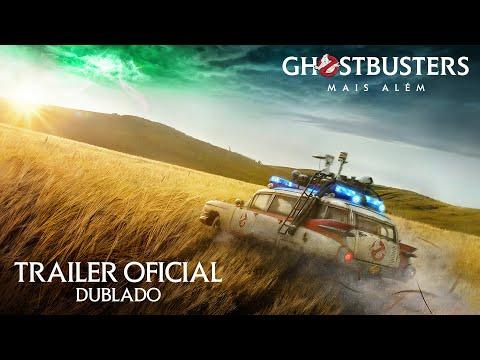 Ghostbusters Mais Além | Trailer Oficial Dublado | Em 2020 nos cinemas