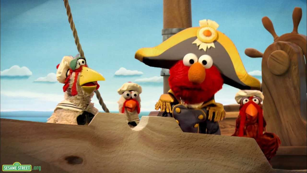 Sesame Street: Elmo The Musical - Barnacle Subtraction Song