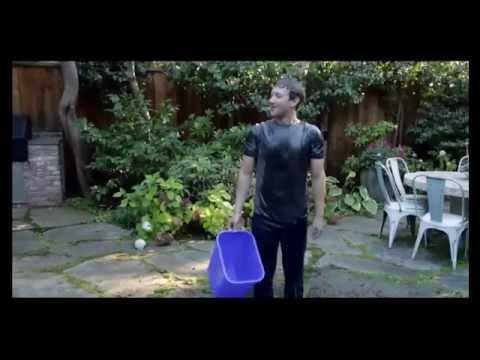 Ice Bucket Challenge By Mark Zuckerberg - CEO Facebook