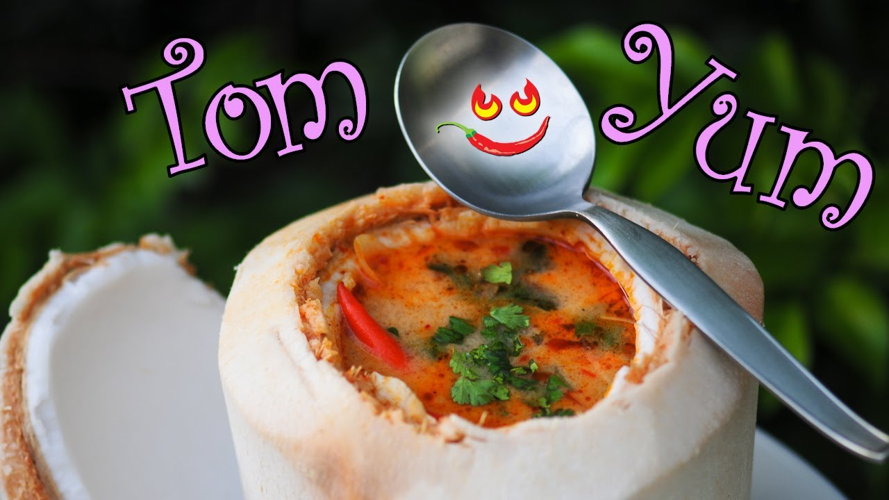 Tom yum soup thai food recipes learn how to make tom yam soup youtube premium forumfinder