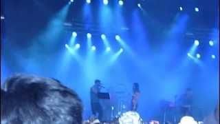 James Blake Feat RZA - Take a Fall For Me @ Coachella W2