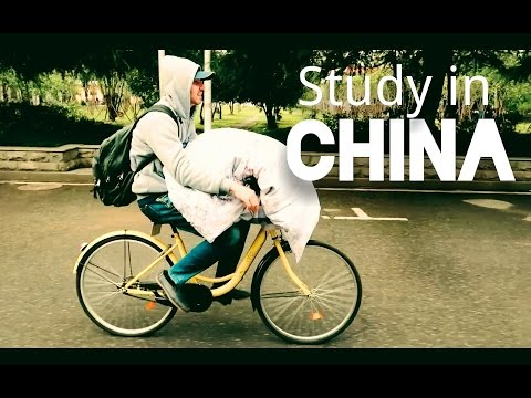 Study in China [ Part 2 ] - International Students in Wuhan #haniV