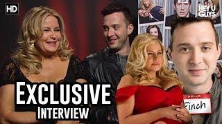 American Pie: Reunion Interview - Jennifer Coolidge & Eddie Kaye Thomas (finch And Stifler's Mom)