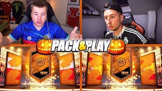 HALLOWEENOWE PACK & PLAY Z LACHEM 😱 FIFA 19 🔥