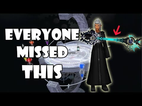 LUXU IS XEHANORT!! - What You Missed in Kingdom Hearts Dream Drop Distance